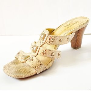 Anne Klein summer sandals